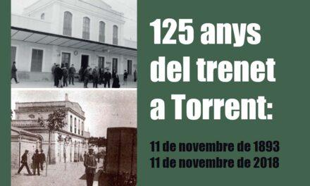 125 AÑOS DEL TRENET A TORRENT