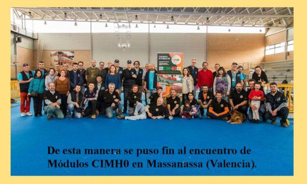 encuentro módulos avaf en massanassa 2016