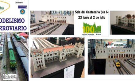 CENTENARIO DE LA ESTACIÓN DEL NORTE JULIO 2017