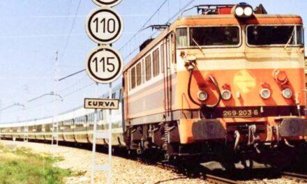locomotora RENFE 269