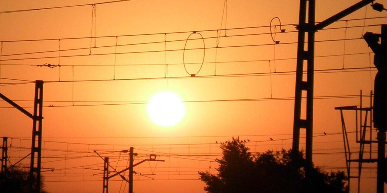 ELECTRIFICACIÓN FERROVIARIA (I) : LOS INICIOS.