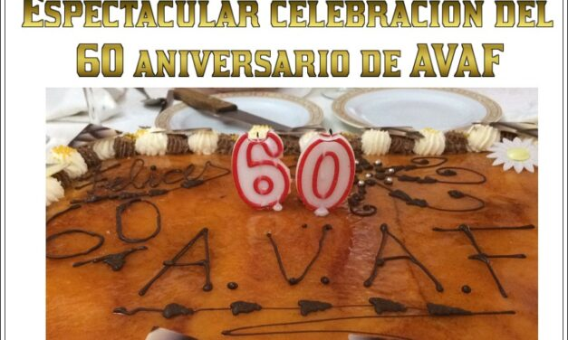 60 aniversario de avaf