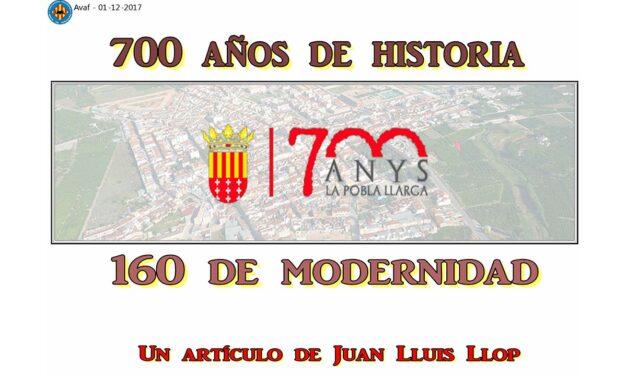 700 AÑOS DE HISTORIA