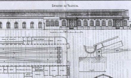 Antigua estación de Valencia