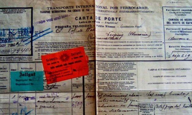 CARTA DE PORTE INTERNACIONAL