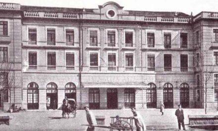 ESTACION CENTRAL DE ARAGON (VALENCIA – ALAMEDA)