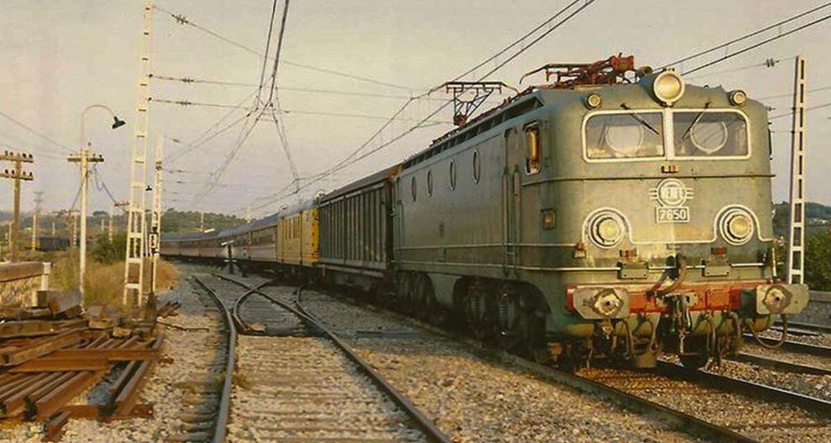 Locomotora renfe 276