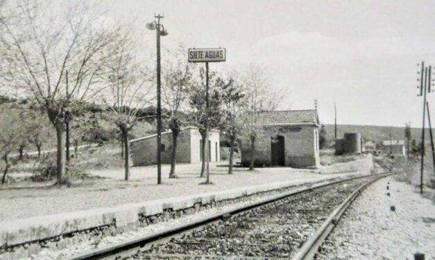 El fin del viejo tren a madrid por cuenca
