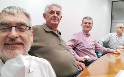 FIRMA DE LA COMPRA DEL NUEVO LOCAL
